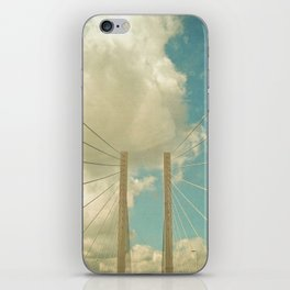 Over the Bridge iPhone Skin