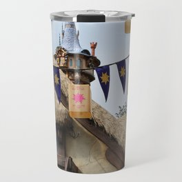 Tangled Tower Travel Mug
