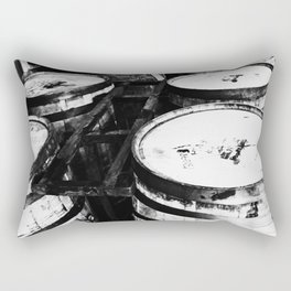 Barrels of Yum Rectangular Pillow
