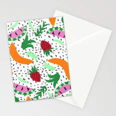 Fruit Party II Stationery Cards