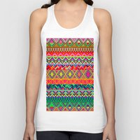 bohemian Tank Tops featuring Bohemian Style by Diego Tirigall