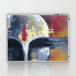 Glimpses from the Terabytical Depths of an Uncharted Mind Laptop & iPad Skin
