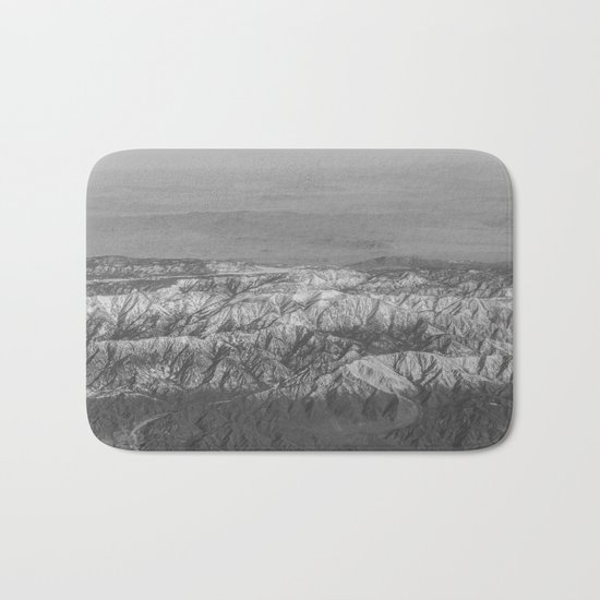 The Great Rockies Bath Mat