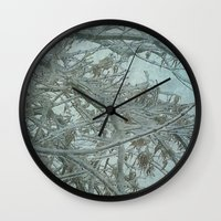 frozen Wall Clocks featuring Frozen by DesignsByMarly