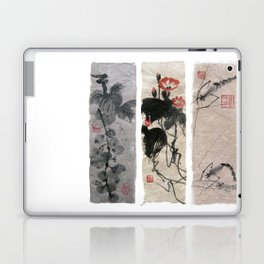 A novel in three chapters Laptop & iPad Skin