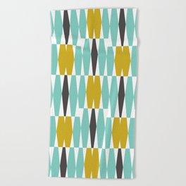 Abacus Beach Towel