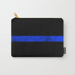 Thin Blue Line Carry-All Pouch