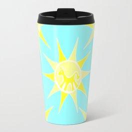 Unicorn Sun Travel Mug