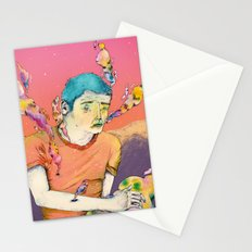 Self-cooker Stationery Cards