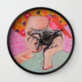 clic Wall Clock