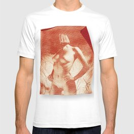 Pola nude T-shirt