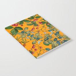 Vintage Garden VII Notebook
