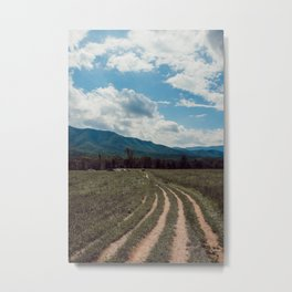 The fields of Tennessee Metal Print