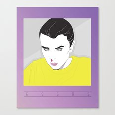 Nagel Eleven Canvas Print
