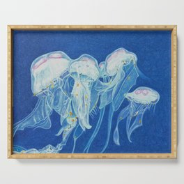Anglesey Jellyfish Serving Tray