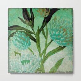 Botanical Study Metal Print