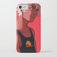 homestuck iPhone & iPod Cases featuring di-stri by dacadaca