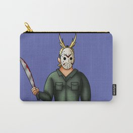 Jason Voorhees All Might Carry-All Pouch