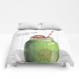La Cuisine Fusion - Smoothie with Chouriça Comforters