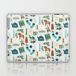 A Very Hygge Holiday Laptop & iPad Skin