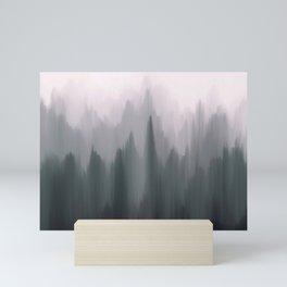 Morning Fog II Mini Art Print