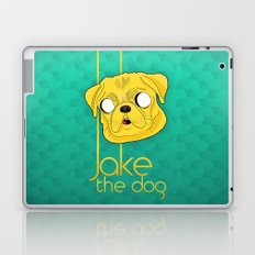 Jake the dog Laptop & iPad Skin