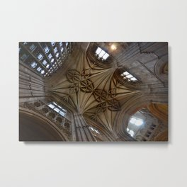 Canterbury Cathedral  Metal Print