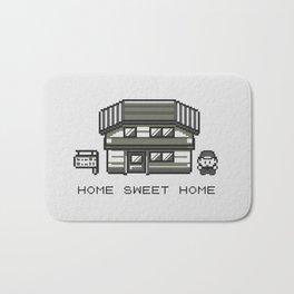 Home Sweet Home  Bath Mat