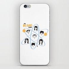 The Big Bang Theory iPhone & iPod Skin