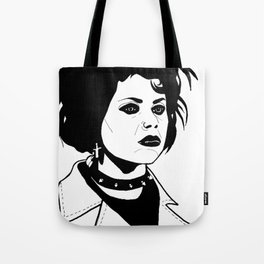 "Nancy The Craft ""WE ARE THE WEIRDOS MISTER"" Tote Bag"