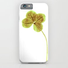 Four Leaf Clover Slim Case iPhone 6s