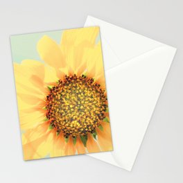 Sunflower Power Pop! Stationery Cards