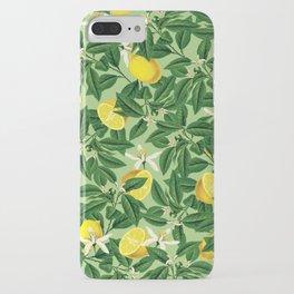 Lemonade || #society6 #decor #pattern iPhone Case
