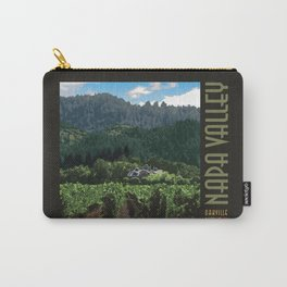 Napa Valley - Far Niente Winery - Oakville District Carry-All Pouch