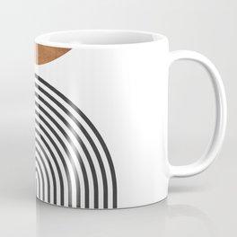 Ver Sacrum 1 - Minimal Geometric Abstract Coffee Mug
