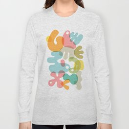 blobs 009 Long Sleeve T-shirt