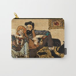 Perfect couple Carry-All Pouch