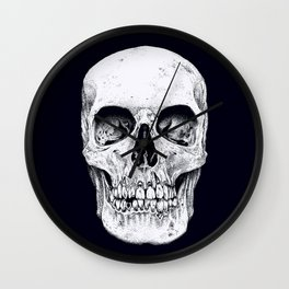 Skully Wall Clock