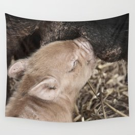 Piglet Wall Tapestry