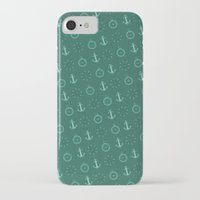 marine iPhone & iPod Cases featuring Marine by Jessie Serafim