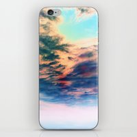 heaven iPhone & iPod Skins featuring Heaven by Amy Sia