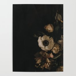 winter blooms Poster
