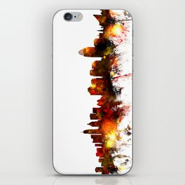 Cincinnati Ohio Skyline iPhone Skin