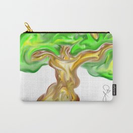Madre Naturaleza / Mother Earth: Arbol 009 / Tree 009  Carry-All Pouch