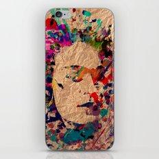 Memory iPhone & iPod Skin