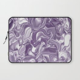 Lilac Crystal Laptop Sleeve