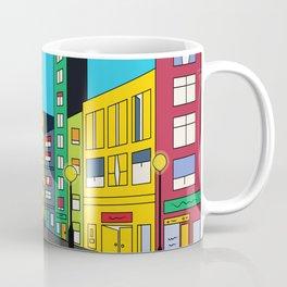 Double Shopping Street Coffee Mug
