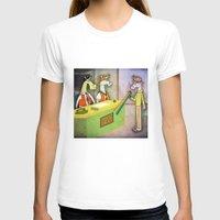 hologram T-shirts featuring Rainbow Hologram Unicorn by That's So Unicorny