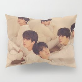 BTS / Bangtan Boys Pillow Sham