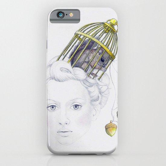Entrapment iPhone & iPod Case